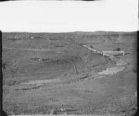 Panorama of Yass district, 1874 (Part 2 of 4)