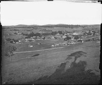 Panorama of Yass district, 1874 (Part 3 of 4)