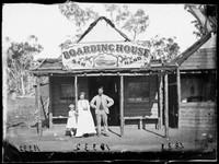 Sam Hand's Boarding House, Home Rule 1872