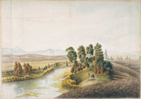 Macquarie River and the Bathurst Plains, c.1816