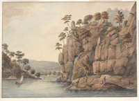 Near Launceston ,Port Dalrymple, c.1809
