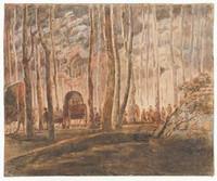 Spring Wood, c.1816
