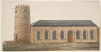 St Phillips (sic) Church Sydney, c.1808