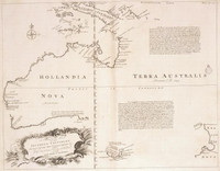 A complete map of the Southern Continent 1744