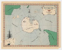 Antarctica and the south polar regions, 1933