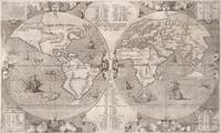 Benedict Arias Montanus sacrae geographiae tabulam ex antiquissimorum cultor, 1571