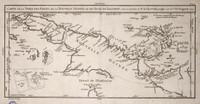 Carte de la Terre des Papous, de la Nouvelle Guinée, et des Isles de Salomon 1774