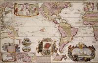Carte nouvelle de la Mer du Sud 1740