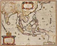 India quae orientalis 1639