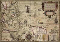Insulae Moluccae celeberrimae sunt ob maximam aromatum copiam quam per totum terrarum orbem mittunt 1617