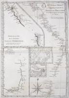 Nlle. Galles Mérid.le [i.e. Nouvelle Galles Méridionale], ou, Côte orientale de la Nouvelle Hollande 1788