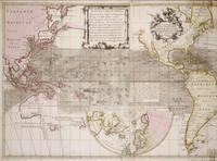 Nova & accuratissima totius terrarum tabula nautica Variationum magneticarum index juxta observationes Anno 1700