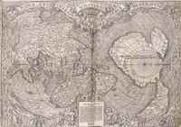 Nova et Integra Universi Orbis Descriptio 1531