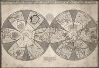 Novus typus orbis ipsus globus, ex Analemmate Ptolomaei diductus 1614