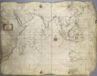 Oost-Indische Pas-Caart 1633