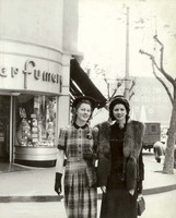 Minerva French Perfumery, Kings Cross, 1941