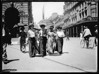 George Street Pedestrians