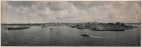 Bennelong Point, Circular Quay and Dawes Point, 1904