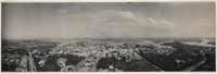 Sydney from a balloon, 1904