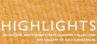 Highlights Aboriginal & Torres Strait Collection
