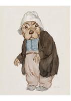 Bulbous, boozy-looking Wombat