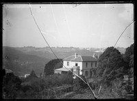Hawthornden' house, view from Edgecliff Road.