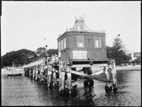 Ferry Wharf, Watson's Bay.