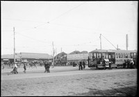 Leichhardt Tram at Central Station, Redfern.