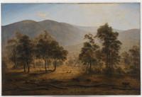 Patterdale landscape, Tasmania, ca. 1833-34