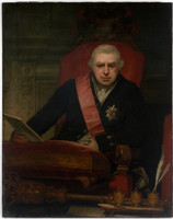 Sir Joseph Banks, ca.1808-9