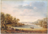 Parsley Bay, ca. 1845