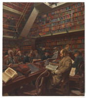Sydney Public Library, ca. 1931