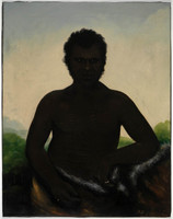 Chief Derah Mat [Derrimut] of Port Philip, 5 October 1836