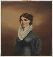 Frances (Mrs Edward Gostwyck) Cory, late 1820's