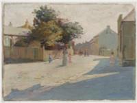 In Cumberland St, c. 1902