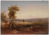 View of Arthursleigh, 1839