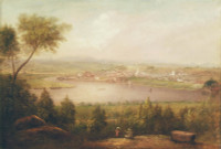 Launceston, 1860