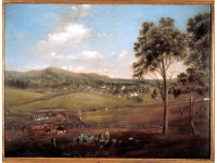 View of Tenterfield, 1861
