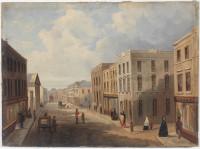 Bank of N.S. Wales Sydney (George Street, Sydney) ca. 1855