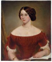 Elizabeth Mary Scarvell, 1855