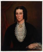 Sarah Scarvell, nee Redmond, 1855
