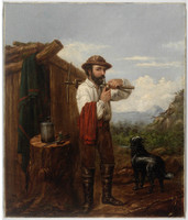 Goldminer, 1861