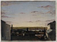 Pyrmont Barker's Mills, Sydney, 1859