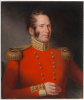 Lieutenant J.J. Peters  28th Regiment, 1840