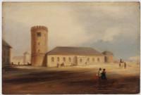 Old St. Phillip's Church Hill