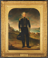 Commander Robert Johnston R.N. 1856
