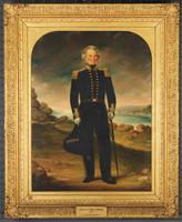 Commander Robert Johnston R.N. 1856