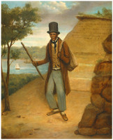 Billy Blue, 1834