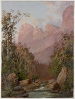 In the valley of the Grose, 1880