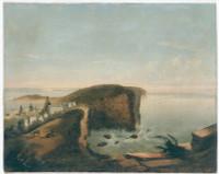 South Head (The Gap), c.1855